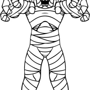 mummy coloring pages - download online coloring pages for free part 157