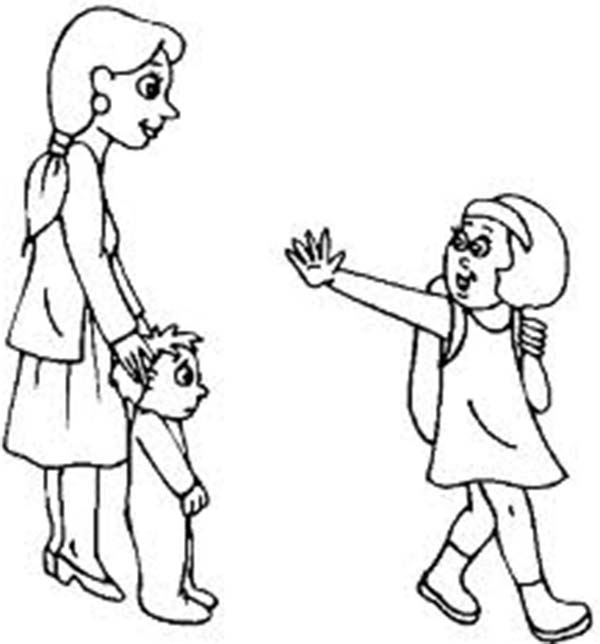 Little Krishna Coloring Pages #4