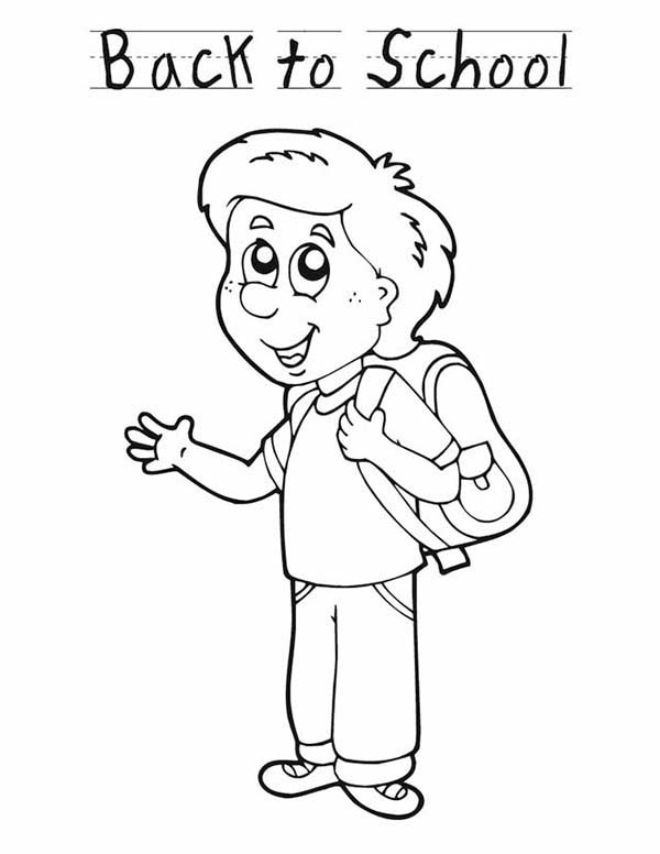 ready to read coloring pages - photo#12
