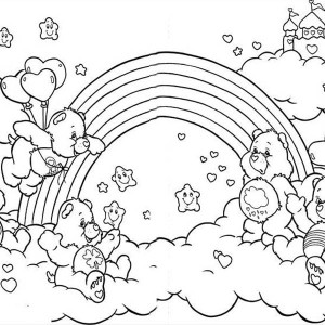 Rainbow Butterfly Coloring Page | Butterflies to Color | Pinterest ... | Butterfly Rainbow Coloring Page  | title
