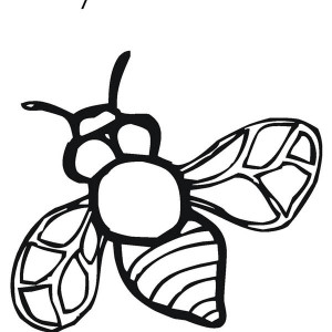 Six Arms Bumblebee Coloring Page Six Arms Bumblebee Coloring Page