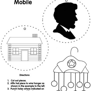 Creating Your Own Presidents Day Decoration Coloring Page