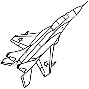 airplane mig 29 russian fighter coloring page mig 29 russian fighter