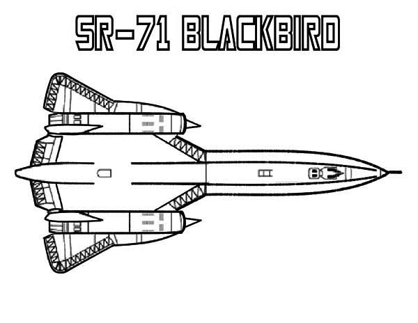 stealth bomber coloring pages - photo#14