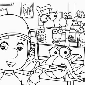 Download Online Coloring Pages for Free - Part 105