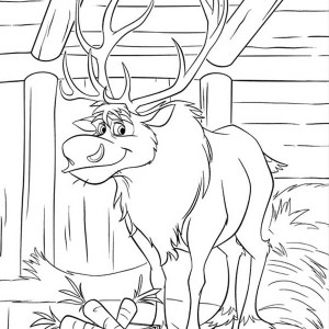 Search results for olaf black and white calendar 2015 for Sven coloring pages