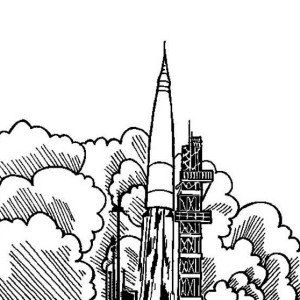blast off into reading coloring pages | A Realistic Drawing of Bengal Tiger Coloring Page ...