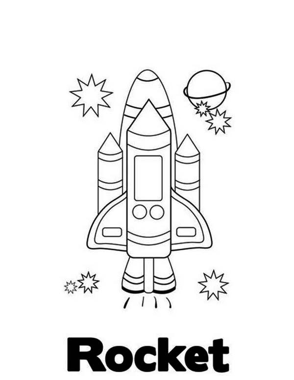 rocket ship apollo coloring page rocketshipapollocoloringpage