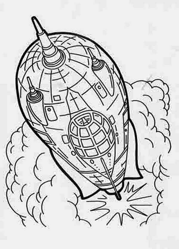 flash gordon coloring pages free - photo#23