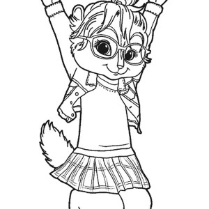the chipettes coloring pages - a pile of school books for the first day of school