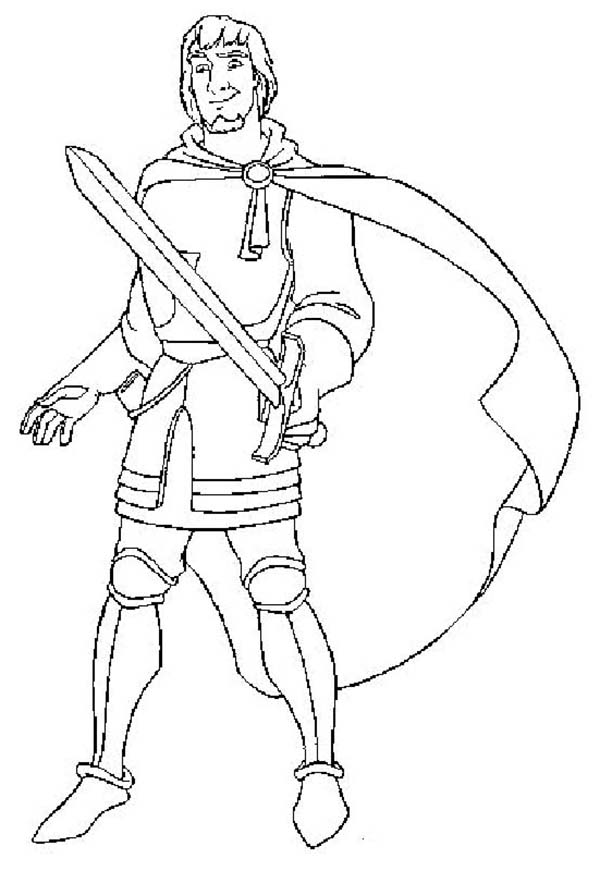 Phoebus Draw His Sword in The Hunchback