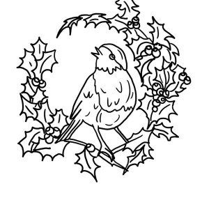 robin bird coloring pages - letter m for moon and mouse coloring page download