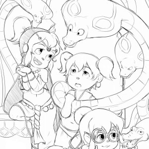 the chipettes coloring pages - download online coloring pages for free part 89