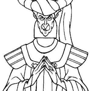 Evil fighting irish coloring coloring pages for Notre dame fighting irish coloring pages