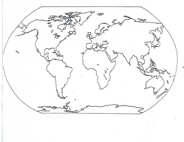 countries coloring pages - photo#14