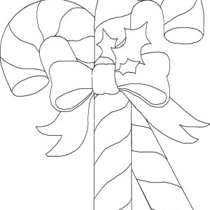 Christmas Candy Cane Coloring Pages Cool Tree Coloring Pages For