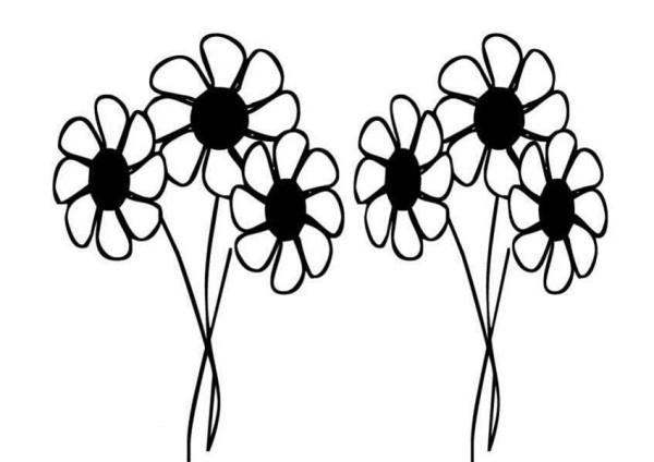 Free Coloring Pages Of Daisy Drawing Daisy