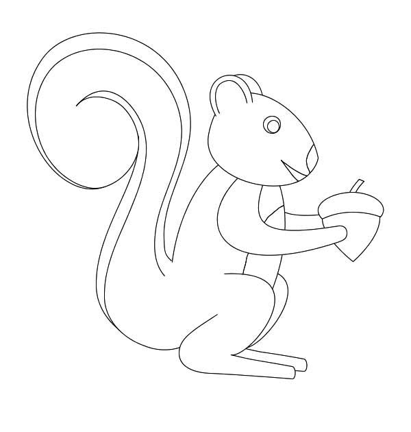 how to draw nut in profile view