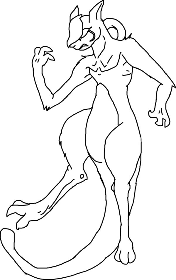 Mega mewtwo y pokemon coloring pages ~ Mega Mewtwo Coloring Pages Coloring Pages