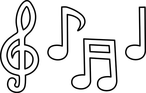 Musical Notes To Print Download Great Of Musical Notes To Print
