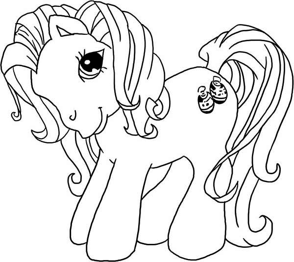 Pinkie Pie from My Little Pony Coloring Page Pinkie Pie from My