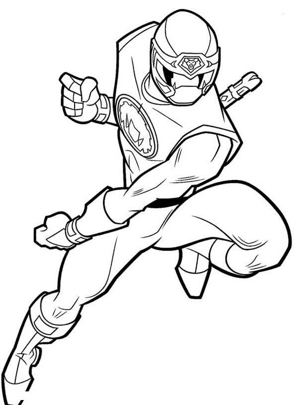 Power Rangers Ninja Storm Bare Hand Fighting Style ...