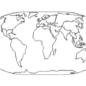 Www Colornimbus Com Wp Content Uploads 2014 03 The World Map Coloring Page