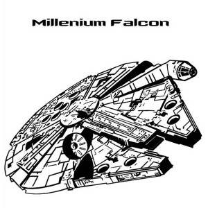 X Wing Fighter in Star Wars Coloring Page X Wing Fighter