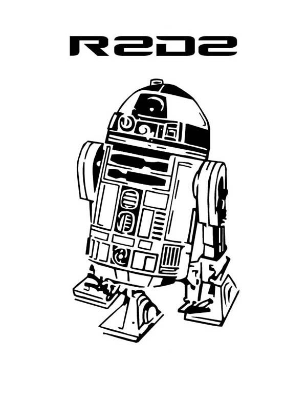 r2 d2 star wars coloring pages - photo #39