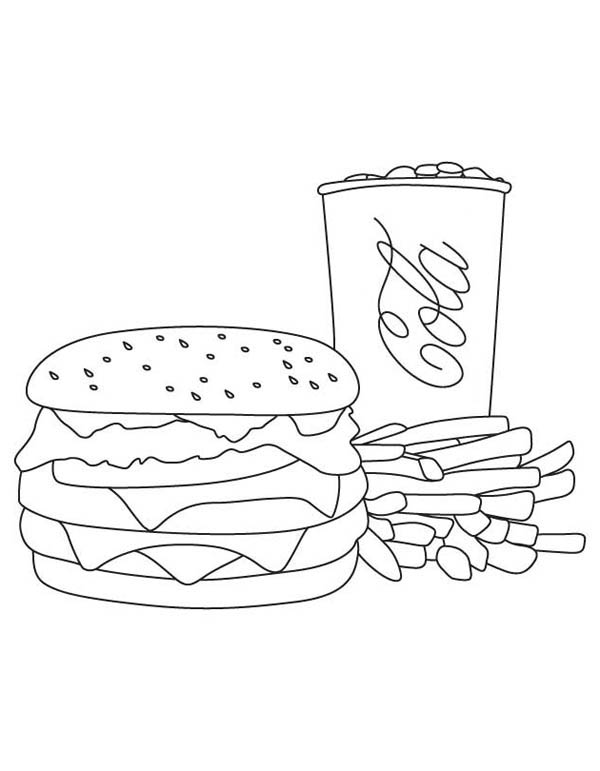 soda logo coloring pages - photo#26