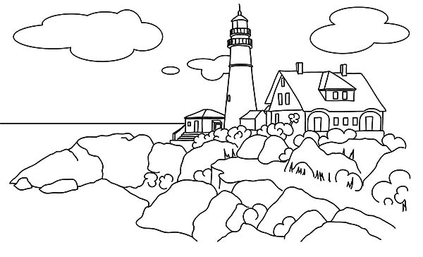 lighthouse basic rgb basic rgb basic rgb lighthouse beautiful lighthouse painting coloring pages