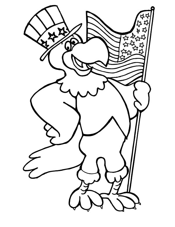 Heart Flag Day Coloring Pages Heart Flag Day Coloring Pages