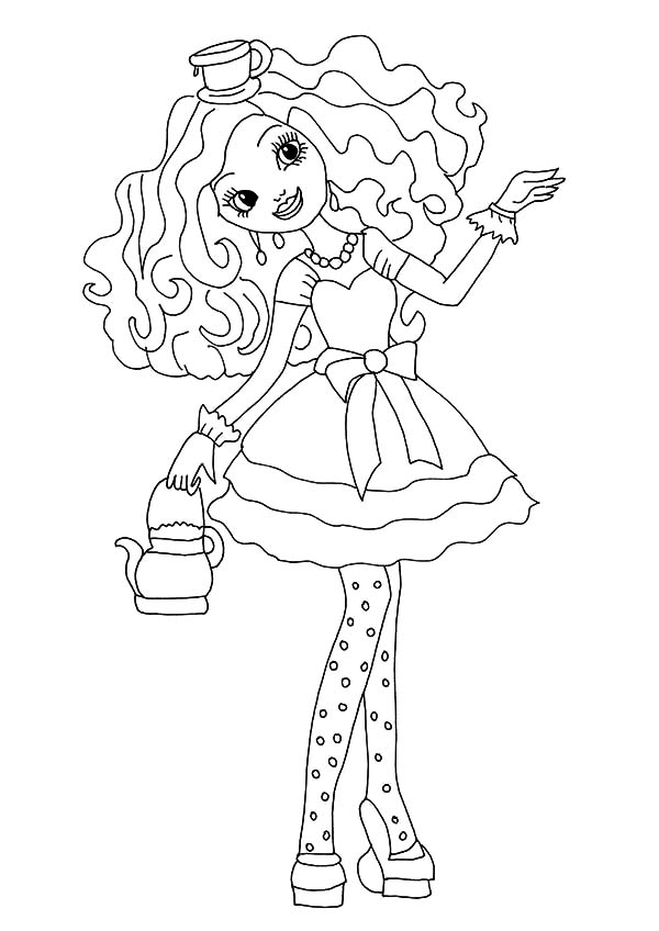 iced teas coloring pages - photo#31