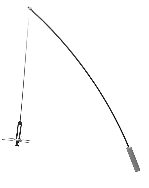 Fire Fishing Pole Coloring Pages