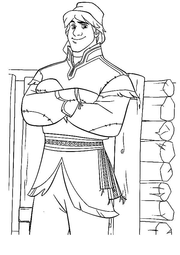 Front Door Coloring Page Sketch Coloring Page