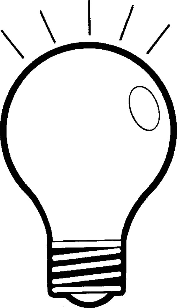 Invaluable image with regard to light bulb printable