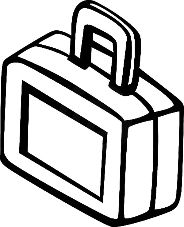 Lunchbox Coloring Pages for Kids Download Print Online Coloring