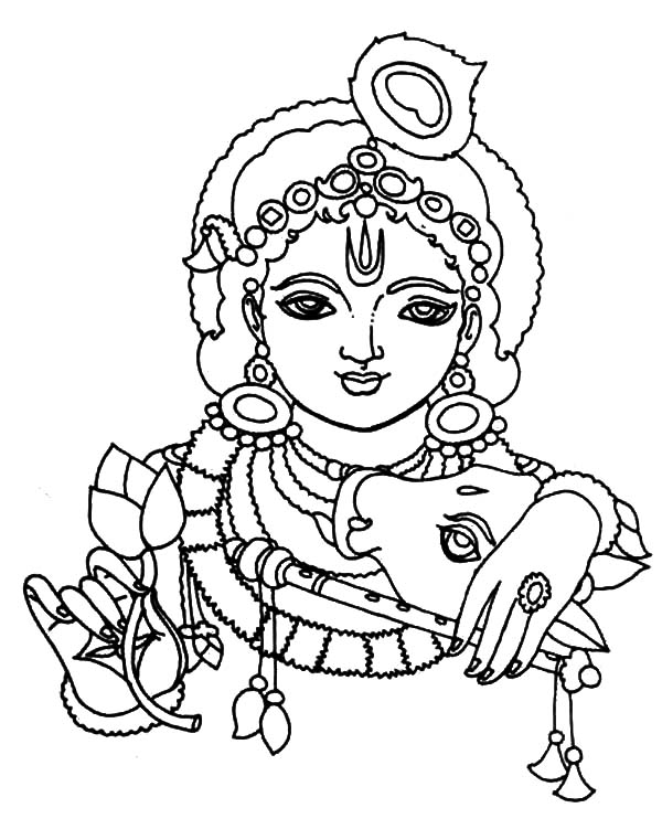 Rear loader garbage truck coloring pages download for Coloring pages of krishna