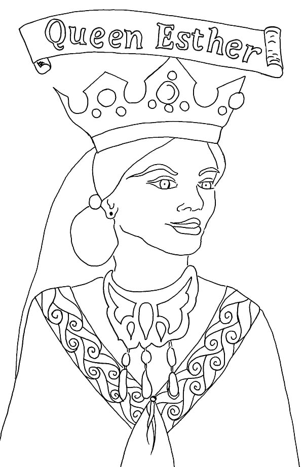 veggietales esther coloring page coloring pages