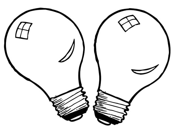 Free Printable Christmas Light Bulbs To Color | Search Results ...