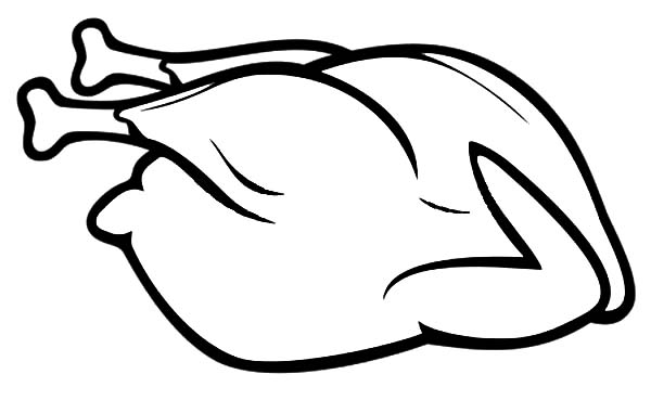 Turkey Country Coloring Page