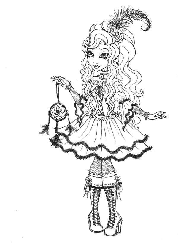 Cynthia Happily Ever After High