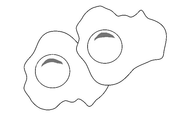 yolk coloring pages - photo#37